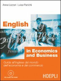 English in economics and business. Con CD-ROM
