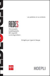 Libro Redes. Diccionario combinatorio del español contemporáneo