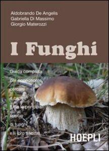 Libro Guida ai funghi in Italia Gabriella Di Massimo , Giorgio Materozzi , Aldobrando De Angelis