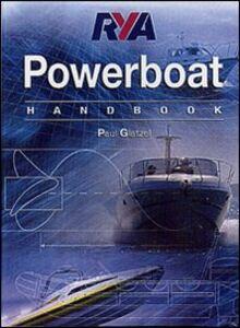 Foto Cover di Il manuale della barca a motore, Libro di Paul Gletzel, edito da Hoepli