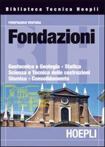 Libro Fondazioni Pierfranco Ventura
