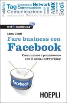 Grandtoureventi.it Fare business con Facebook Image