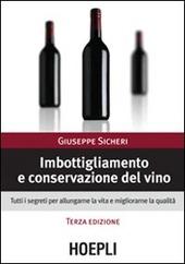 Imbottigliamento e conservazione del vino