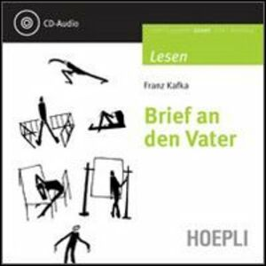 Libro Brief an den Vater. Con CD Audio Franz Kafka