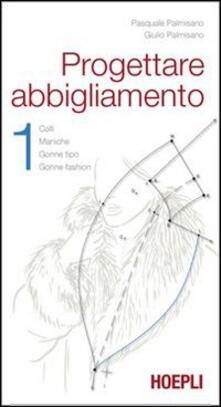 Progettare abbigliamento - Giulio Palmisano - copertina