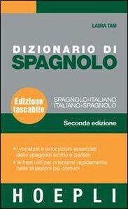 Libro Dizionario di spagnolo. Spagnolo-italiano, italiano-spagnolo Laura Tam