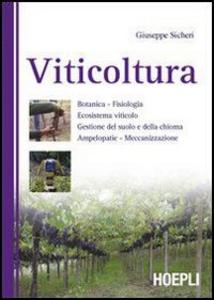 Libro Viticoltura Giuseppe Sicheri