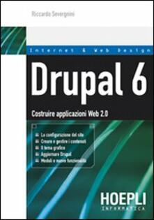 Listadelpopolo.it Drupal 6. Costruire applicazioni Web 2.0 Image