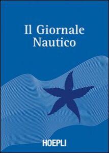Libro Il giornale nautico