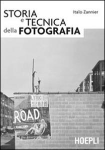 Libro Storia e tecnica della fotografia Italo Zannier