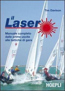 Foto Cover di Il laser, Libro di Tim Davison, edito da Hoepli