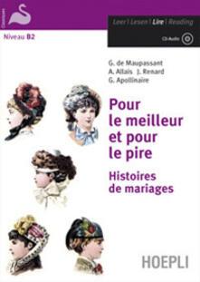 Winniearcher.com Pour le meilleur et pour le pire. Histoire de mariages. Con CD-Audio Image