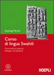 Squillogame.it Corso di lingua swahili. Con DVD-ROM Image