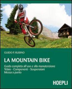 Libro La mountain bike Guido P. Rubino