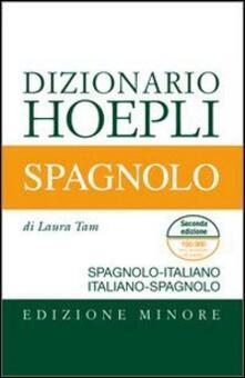 Mercatinidinataletorino.it Dizionario spagnolo. Italiano-spagnolo, spagnolo-italiano Image