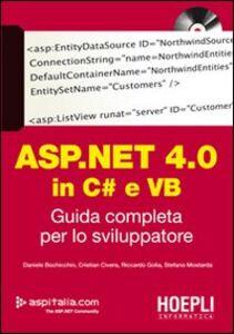 Libro ASP.NET 4.0 in C# e VB. Guida completa per lo sviluppatore. Con DVD