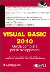 Visual basic 2010. Guida completa per lo sviluppatore. Con DVD