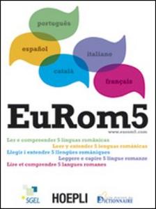 Libro EuRom 5. Leggere e capire 5 lingue romanze