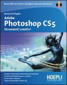 Photoshop CS5 - Bettina Di Virgilio - copertina