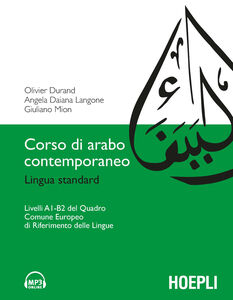 Libro Corso di arabo contemporaneo Olivier Durand , Angela D. Langone , Giuliano Mion