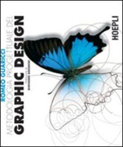 Libro Metodologia progettuale del graphic design Romeo Guaricci