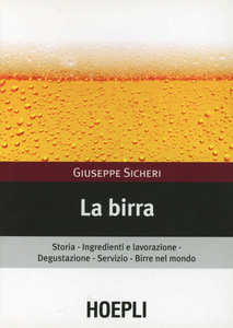 Libro La birra Giuseppe Sicheri