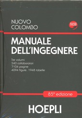 Nuovo Colombo. Manuale dell'ingegnere