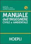 Libro Manuale dell'ingegnere civile e ambientale