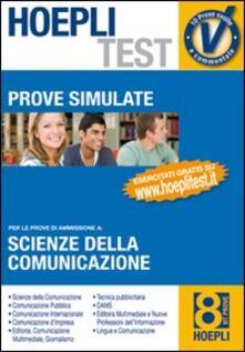 Fondazionesergioperlamusica.it Prove. Vol. 8: Scienze della comunicazione. Image