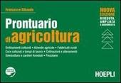 Prontuario di agricoltura
