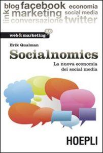 Libro Socialnomics Erik Qualman