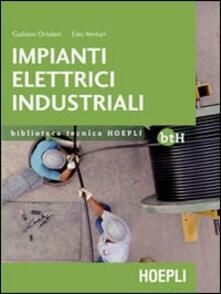 Ascotcamogli.it Impianti elettrici industriali. Schemi e apparecchi nell'industria e nell'artigianato Image