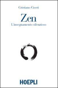 Foto Cover di Zen, Libro di Cristiano Ciceri, edito da Hoepli