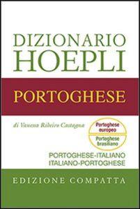 Libro Dizionario di portoghese. Portoghese-italiano, italiano-portoghese. Ediz. compatta Vanessa Ribeiro Castagna