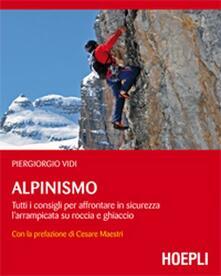 Filmarelalterita.it Alpinismo. Tutti i consigli per affrontare in sicurezza l'arrampicata su roccia e ghiaccio Image