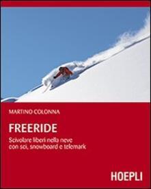 Winniearcher.com Freeride. Scivolare liberi nella neve con sci, snowboard e telemark Image