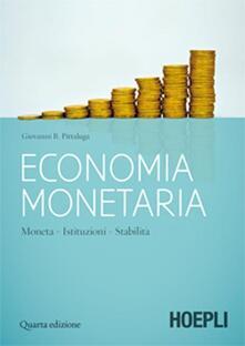 Librisulladiversita.it Economia monetaria. Moneta, istituzioni, stabilità Image