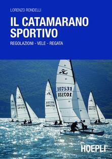 3tsportingclub.it Il catamarano sportivo. Regolazioni, vele, regata Image