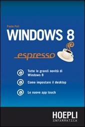 Windows 8. Espresso
