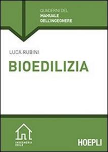 Libro Bioedilizia