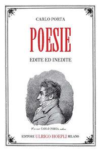 Libro Poesie Carlo Porta