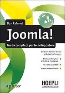 Libro Joomla! Guida completa per lo sviluppatore Dan Rahmel