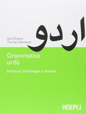 Grammatica urdu. Scrittura, morfologia e sintassi