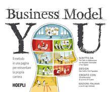 Writersfactory.it Business model you. Il metodo in una pagina per reinventare la propria carriera Image