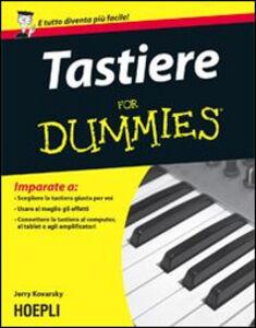 Libro Tastiere For Dummies Jerry Kovarsky