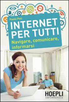 Premioquesti.it Internet per tutti. Navigare, comunicare, informarsi Image