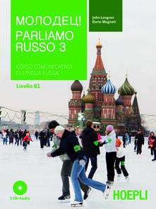 Filmarelalterita.it Parliamo russo. Corso comunicativo di lingua russa. Con 3 CD Audio. Vol. 3 Image