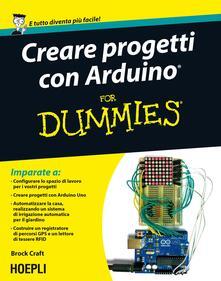 Fondazionesergioperlamusica.it Creare progetti con Arduino For Dummies Image