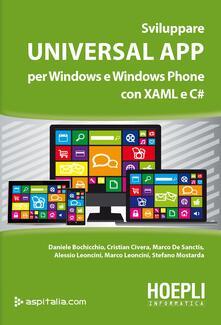 Winniearcher.com Sviluppare universal app per Windows e Windows Phone con XAML e C# Image