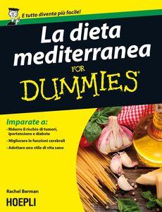 Libro La dieta mediterranea For Dummies Rachel Berman